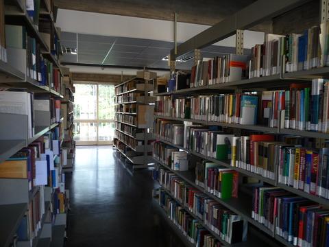 Biblioteca del Dipartimento di Matematica